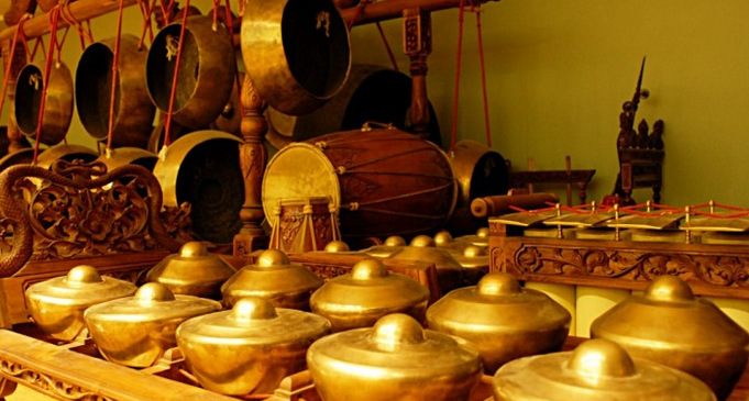 sejarah musik gamelan