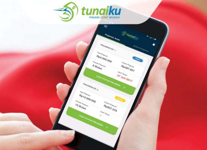 pinjaman online terbaik Tunaiku