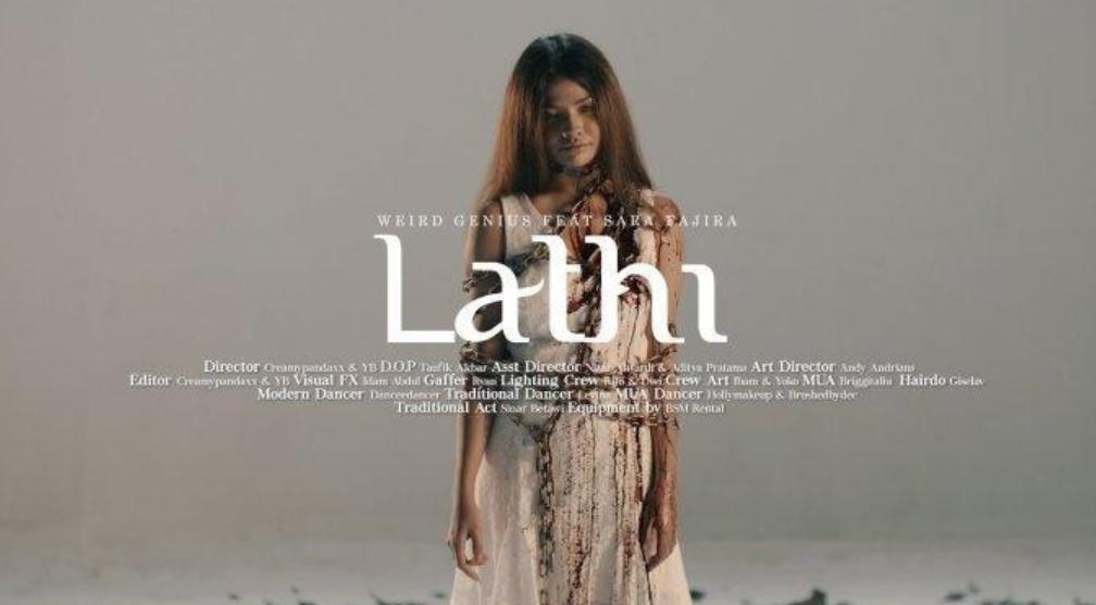 lagu lathi