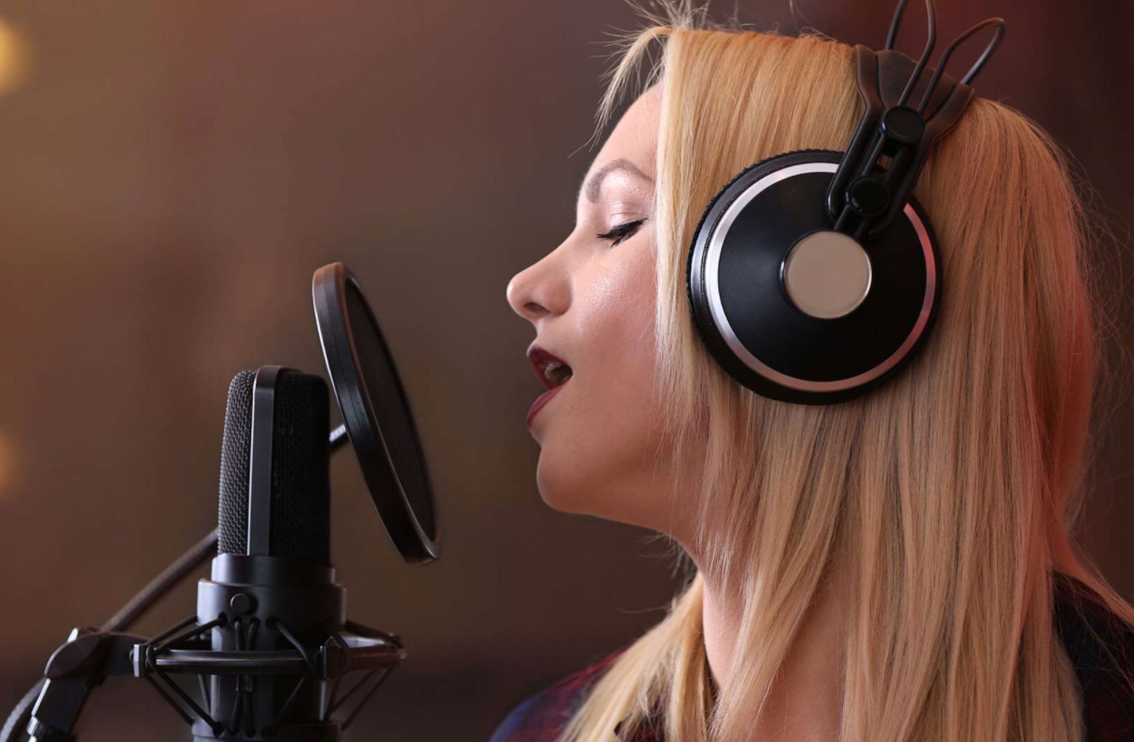 proses recording sebuah lagu