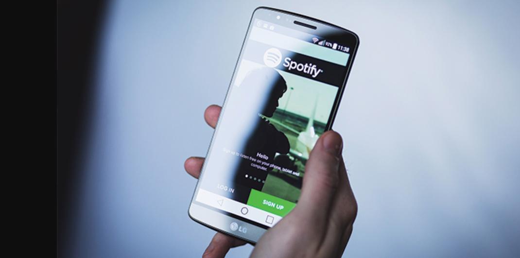 layanan musik streaming digital