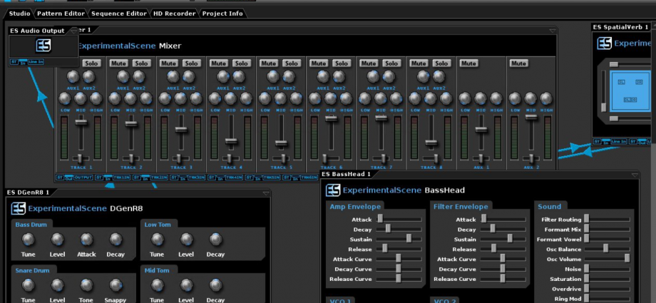 darkwave studio software musik gratis